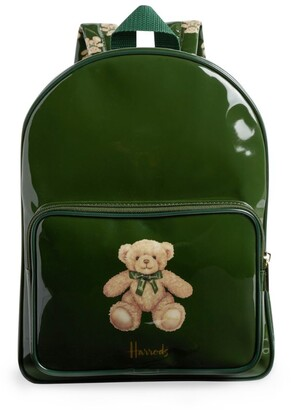 Harrods Jacob Bear Backpack