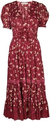 Ulla Johnson Zaria midi dress