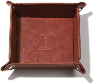 The Tie Bar Brown Catch All Tray Gifting