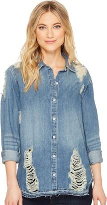 Joe's Jeans Women's Vera Denim Shirt