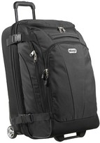 "eBags TLS Mother Lode Junior 25"" Wheeled Duffel - Solid Black"