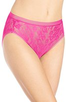 Wacoal Women's Awareness Hi-Cut Brief Panty