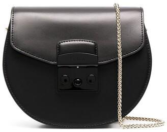 Furla Curved Crossbody Bag