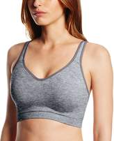 Playtex Women's Play Fundwinder Seamless Pull Over Sportsbra