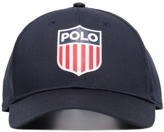Polo Ralph Lauren USA logo baseball cap