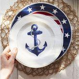 Sur La Table Anchor Salad Plate