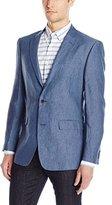 Tommy Hilfiger Men's Magnolia Linen Sport Coat