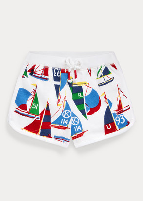 Ralph Lauren Nautical Cotton Terry Short