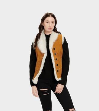 UGG Renee Toscana Shearling Vest