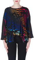 Joseph Ribkoff Colorful Top