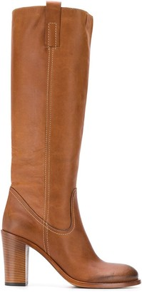 Strategia A4375 knee length boots