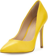 Charles by Charles David Pact Leather Pointed-Toe Pump