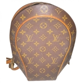Louis Vuitton Brown Backpack Ellipse