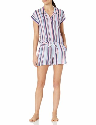 Jane & Bleecker Women's Short Pajama Set