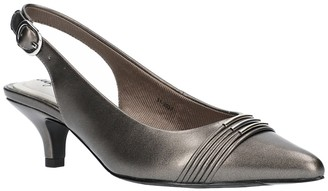 Easy Street Shoes Maeve Slingback Pump - Multiple Widths Available