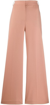 Victoria Victoria Beckham High Waisted Tailored Trousers