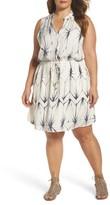 Tart Plus Size Women's Calla Blouson Dress
