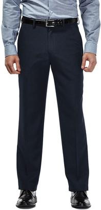 Haggar Men's Tailored-Fit Travel Performance Suit Pants