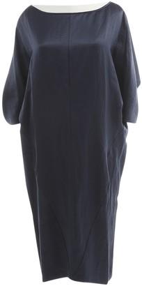 Zero Maria Cornejo Zero+maria Cornejo Blue Other Dresses