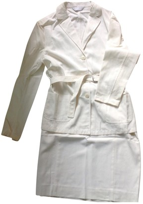 Miu Miu Ecru Skirt for Women