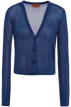 Missoni Metallic Knitted Cardigan