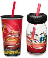 Zak Designs Disney® Cars 3® Plastic Drinkware 2pc