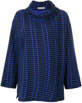 Issey Miyake oversized sweatshirt