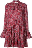 Alexis floral print dress