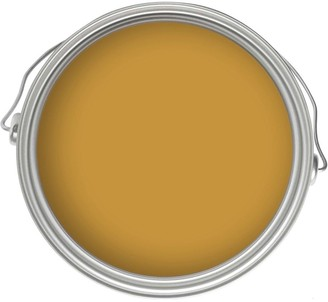 Craig & Rose 1829 French Ochre Chalky Emulsion Paint - Sample Pot 50ml