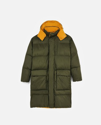 Stella McCartney olaf long puffer jacket