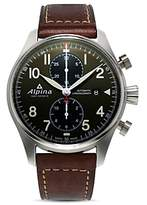 Alpina Startimer Pilot Automatic Chronograph, 44mm