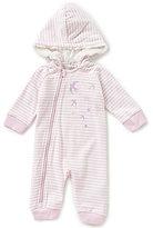 Jessica Simpson Baby Girls Newborn-9 Months Hoodie Coverall
