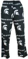 Men's College Concepts Michigan State Spartans Wildcard Fleece Pants