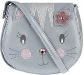 Accessorize Chloe Cat Shimmer Saddle Bag