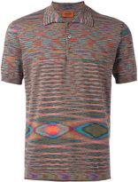 Missoni classic polo shirt - men - Cotton - 48