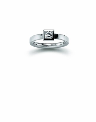 Viventy Choose Me Ladies' Ring 925 Sterling Silver with Cubic Zirconia EU Size 54 mm (17.2) 694971/54