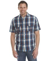 Woolrich Men's Classic-Fit Plaid Button-Down Shirt