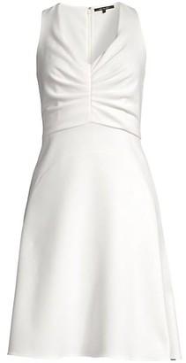 Kobi Halperin Talia Ruched-Bodice Dress