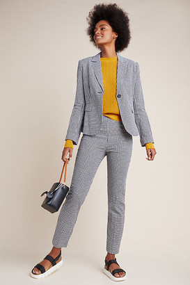 Sanctuary Gingham Slim Pants By in Assorted Size 25