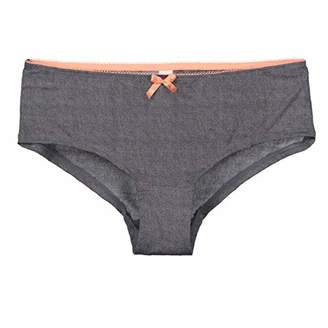 Camilla And Marc Grey Even Girl Boxer - Size 164/14/16 Years (176 cm)