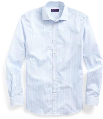 Ralph Lauren Textured-Stripe Shirt