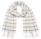 Barbour Women's Country Tattersall Scarf Arctic Plaid
