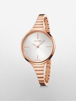 Calvin Klein Lively Rose Gold Watch