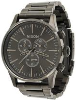 Nixon 'Sentry Chono' watch