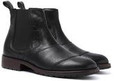 Belstaff Black Lancaster Boots
