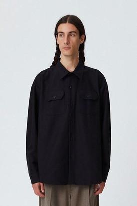 mfpen Excess Shirt Black - S