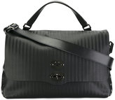 Zanellato textured shoulder bag - men - Calf Leather - One Size
