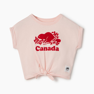 Roots Baby Canada Tie T-shirt
