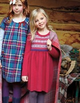 Boden Fair Isle Knitted Dress