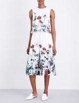 Erdem Muriel cotton dress